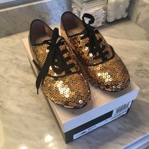 Marc by Marc Jacobs Sequin Flats